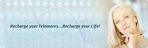 recharge your telomeres